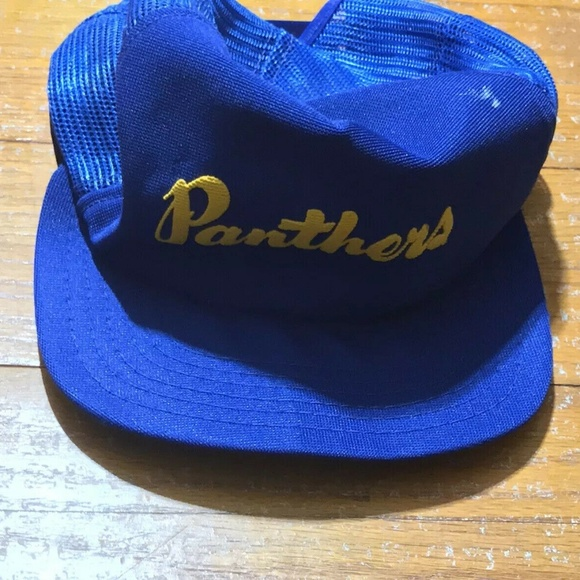 New Era Other - 80s Vintage New Era Panthers Univ Pittsburgh Hat